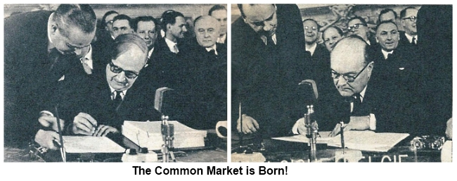 The common marklet is born