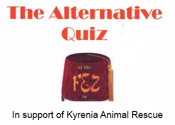 Fez alternative quiz in support of KAR image