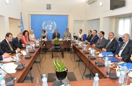 Leaders meet 26th July