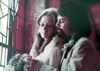 Demetra and Mehmet on their wedding day image