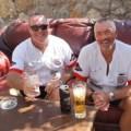 Mark Ryan and Gary Abbot Taff