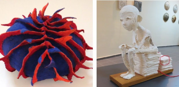 IAPMA Paper Art Exhibition 'Inspired by Paper' in Famagusta