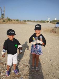 Camelot beach clean (2)