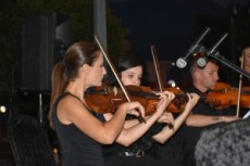 Girne Municipality Chamber Orchestra performed its first concert (4)