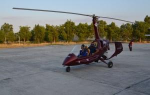 Cansu Gyrocopter