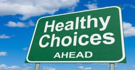 Healthy choices ahead lrg