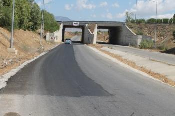 Lefkoşa-Güzelyurt dual carriageway (1)