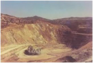 The Cyprus mines