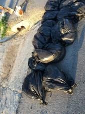 Kentin farklı noktlarında temizliğe devam edildi (4)