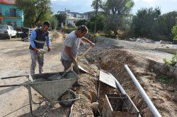 Alsancak Municipality rtoad works (10)