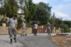Alsancak Municipality rtoad works (11)