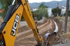 Alsancak Municipality rtoad works (3)