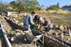 Alsancak Municipality rtoad works (5)