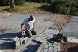Alsancak Municipality rtoad works (9)