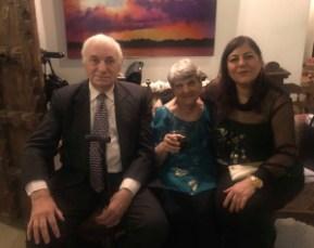 Chris, Margaret, Ece