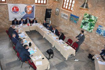 Girne'de kültür ve turizm konuşuldu (1)