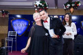Merit Royal Christmas Even celebrations (15)