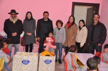 Çatalköy Municipality toy collection project (6)