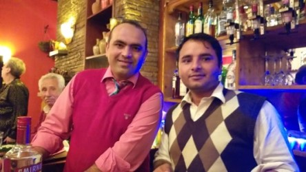 Abbas and Suleman