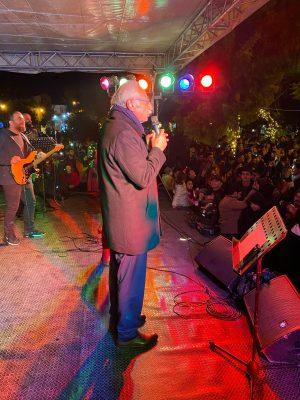 Girneliler yeni yılı Ertan Derya konseriyle karşıladı (2)