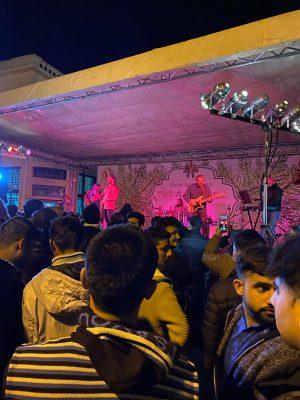 Girneliler yeni yılı Ertan Derya konseriyle karşıladı (3)