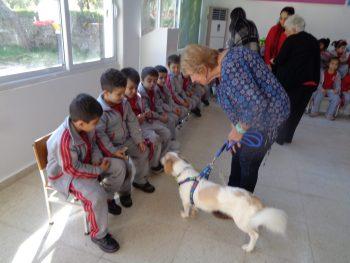 KAR Education team visit to Karakum Anaokulu (1)