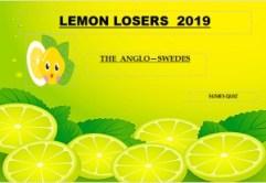 Lemon loserss