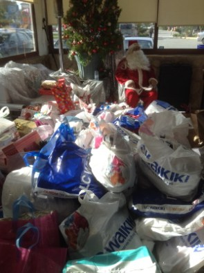 presents donated by young cypriots - clothig1