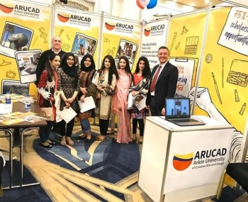 ARUCAD at fair in Pakistan (6)
