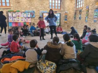 Children's Party held in the Bandabuliya (1)