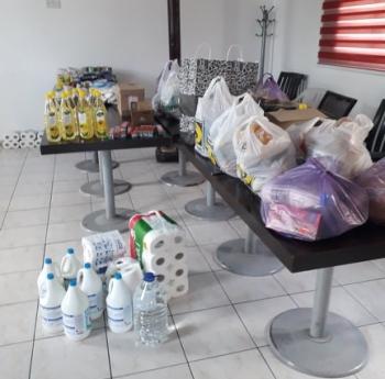 Food donations 2