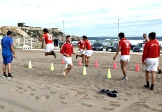 Esenetepe training by the the seaside (3)