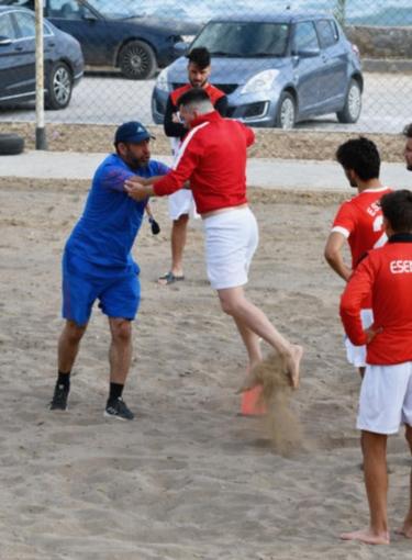 Esenetepe training by the the seaside (6)