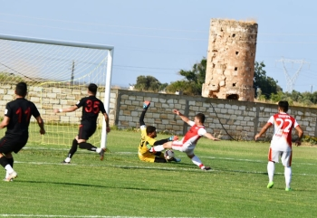 Esentepe on the attack (1)