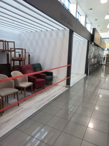 An almost empty Ercan Airport (8)
