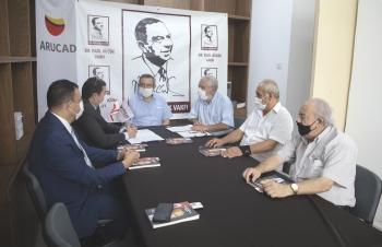 Cooperation between ARUCAD and Dr. Fazıl Küçük Foundation (3)