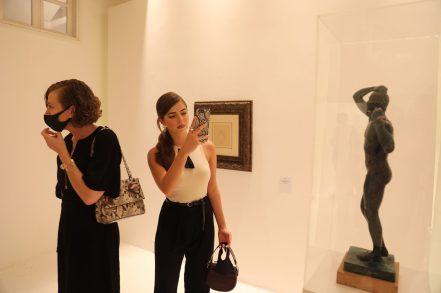 HiddenTreasures in Cyprus Exhibition Opened (2)