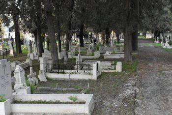 Girne Municipality Organized the British Cemetery (3)