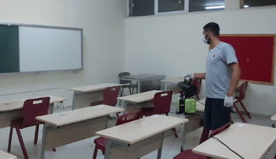 Girne school cleaning sml