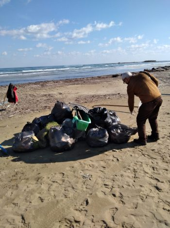 Glapside Beach cleaning (5)