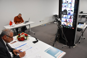 UCLG-MEWA Culture and Tourism Committee Administrative Meeting (1)