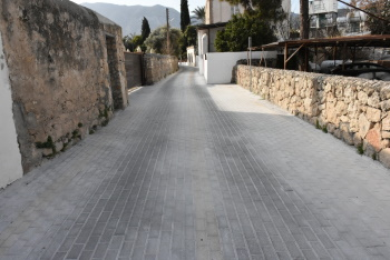 Girne refurbishment of Yukari district (1)