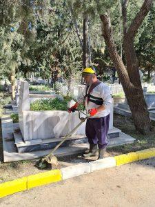 Karaoğlanoğlu cemetery cleaned (6)