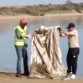 TRNC Environmental Protection Department initiated beach cleaning (5) image