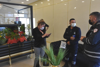 Food Hygiene And Covid-19 Controls Continue in Girne (2)