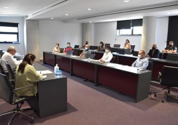 Girne Youth Platform meeting (1)