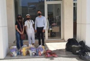RCKC food bag distribution 2
