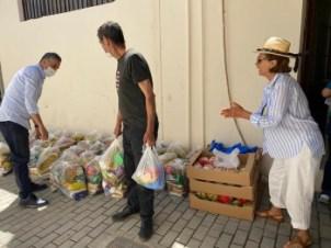 RCKC food bag distribution 3