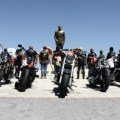 Turkish Riders Chopper Club celebrated May 19 Youth and Sports Day (3) image