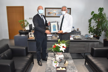 Contact from Turkey To Girne Municipality continues (2)